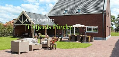 Guest house 0412401 • Bed and Breakfast Antwerp • B&B 't Mjeels Pierke